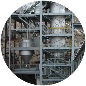 Fluidized Bed Incinerator