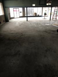 epoxy industrial flooring system